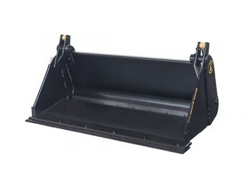 Skid Steer 4 in 1 Extended Bottom Bucket